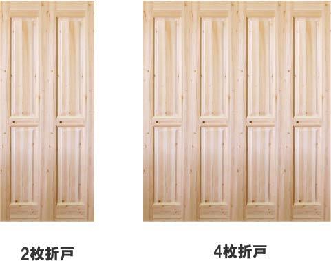 開き戸・クローゼットドア